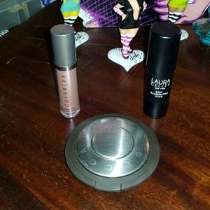 Becca, Cover FX, Laura Geller Highlighter Bundle